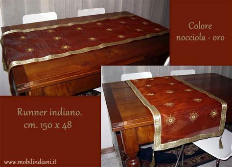 runner per tavolo foto runner per tavoli o credenze di mobili etnici 61543