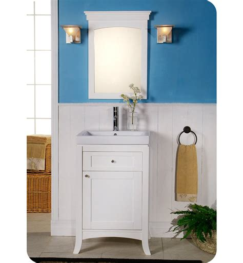 Fairmont Designs Bathroom Vanities Fairmont Designs 185 V21 Shaker 21 Quot Modern Bathroom Vanity And Sink Set In Polar White