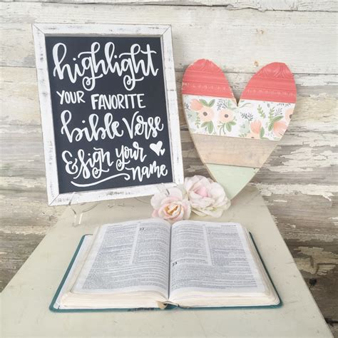 bible verses for your wedding wedding guest book sign highlight your favorite bible verse