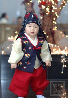 Dress Hanbok Anak Ohbaby on kid styles fashion and asian babies