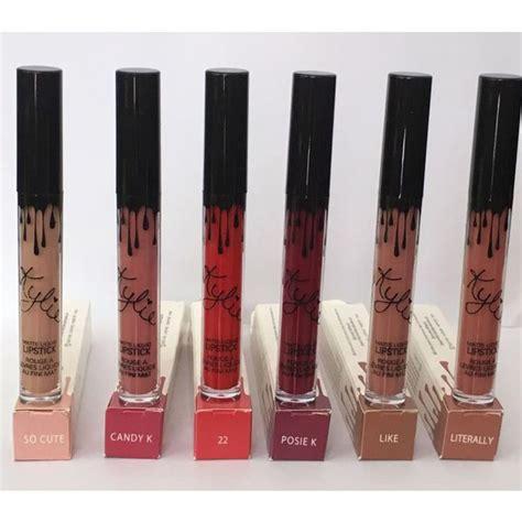 Matte Liquid Lisptick Jenner Lip Single Diskon find more lipstick information about new brand june 15 has in stock 1pcs lipgloss jenner