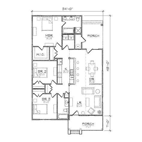 bungalow floorplans open concept bungalow house learn