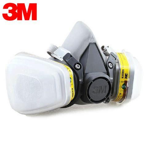 Masker 3m 6200 Reusable Respiratorcatridge 6003 3m 6200 6003 half facepiece reusable respirator organic mask acid mask organic vapor acid