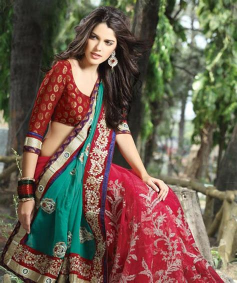 Indian Actresses Wardrobe by Saree Fashion Designs Saree
