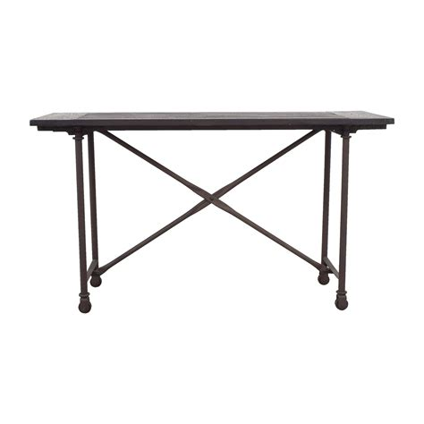 Restoration Hardware Bistro Table Buy Hardware Restoration Used Furniture On Sale