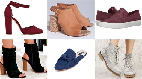Fall Shoe Trends by Shoe Trends For Fall 2017 Mules Combat Boots