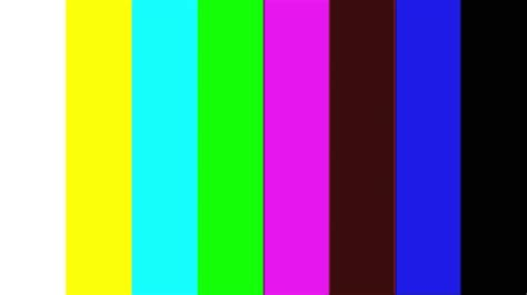 color bar hd color bar type 100 with 1khz tone