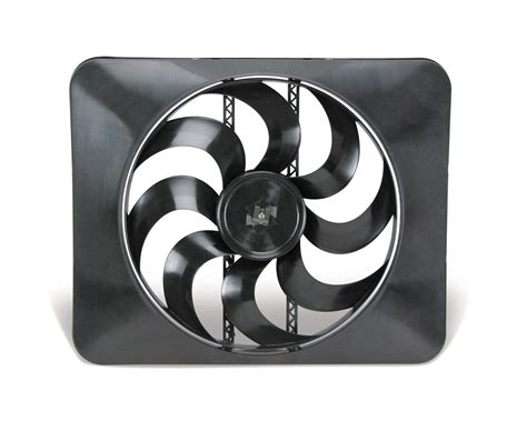 5000 cfm electric radiator fan flex a lite automotive when 2 500 cfm isn t equal to 2 500
