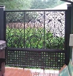 best 25 lattice fence panels ideas on fence