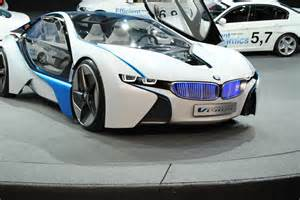 frankfurt auto show hight quality photos bmw vision concept