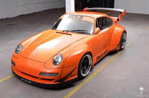 Customize A Porsche Custom Wide 1995 Porsche 911 993