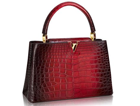 Bamford Ombre Crocodile Bag by Purseblog Asks If Money Were No Object Would You Spend