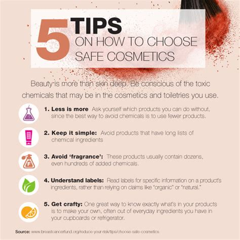 Skin Care Advice At Any Age by 5 Tips On How To Choose Non Toxic Makeup Brands