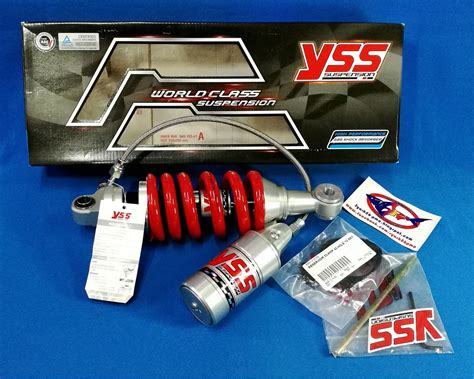 Shock Yss Racing Z Series 340 Syark Performance Motor Parts Accessories Shop