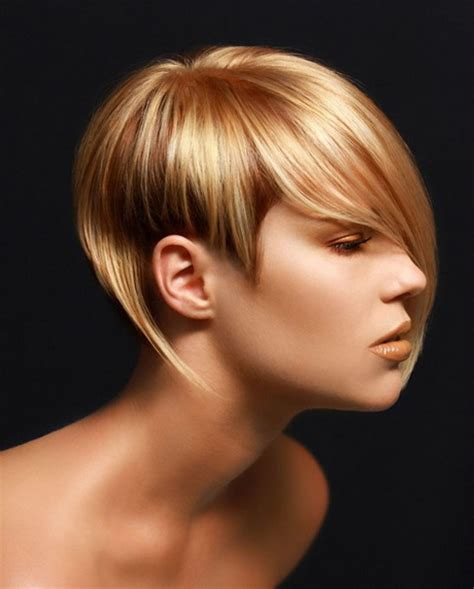short haircut women asymmetrical hairstyles short asymmetrical haircuts for women