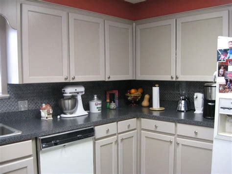 faux kitchen backsplash best faux tile backsplash cabinet hardware room paint