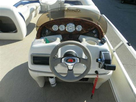 barge lights for sale sun tracker party barge 21 signature series 2008 for sale