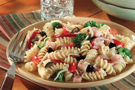 Great Pasta Salad Recipes by Simple Pasta Salad Kraft Recipes