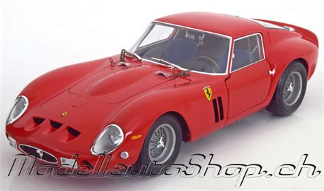 Ferrari Gift Shop by Oxid Gift Shop Ferrari 250 Gto 1962 Red 1 18 Buy Online