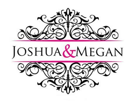 designmantic wedding logo making the best wedding monogram designmantic the