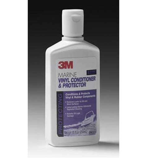 boat vinyl cleaner conditioner 3m marine vinyl cleaner conditioner and protector 09023 8oz