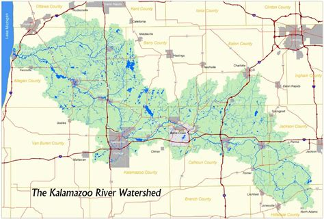 What Is Water Shed by What S A Watershed Kalamazoo River Watershed Council