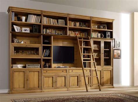 bassanese libreria libreria a spalla componibile in rovere bassan