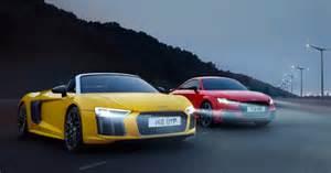 Audi Sports Cars Audi Sport Range Audi Uk