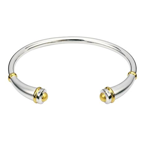 cremation bracelet sterling silver 14k yellow gold