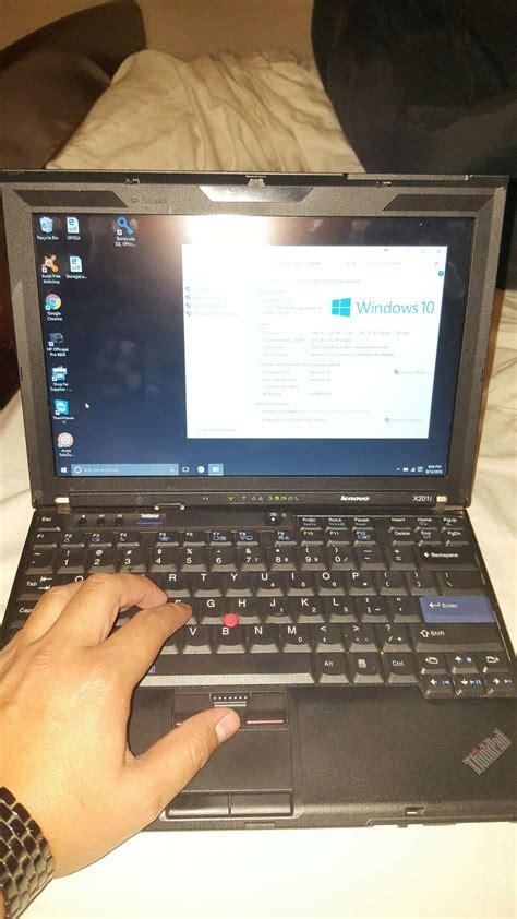 Laptop Lenovo X201i lenovo x201i laptop 12in thinkpad notebook for sale in