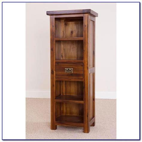 narrow bookcase antique white bookcase home design