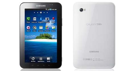 at t android tablet at t announces sales of samsung galaxy tab 7 inch android tablet notebookcheck net news