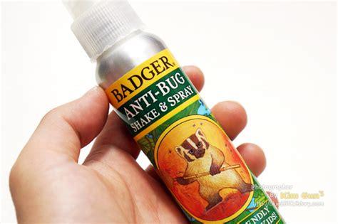 Badger 100 Organic Anti Bug Shake Spray 1183 Ml 아이허브 유기농 친환경 벌레퇴치 스프레이 뱃져 badger 안티버그 스프레이