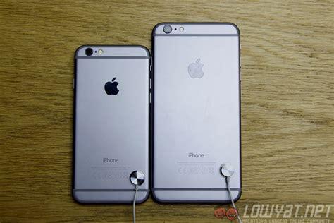 9 Iphone Plus On Apple Iphone 6 Plus Lowyat Net