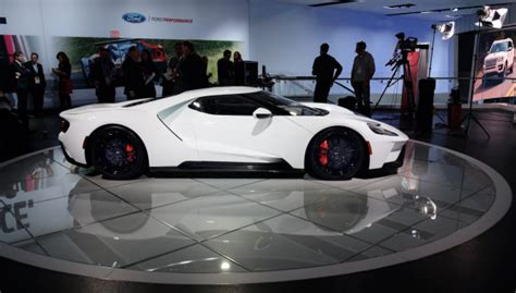 ford supercar interior a sketch comes to 2017 ford gt supercar design