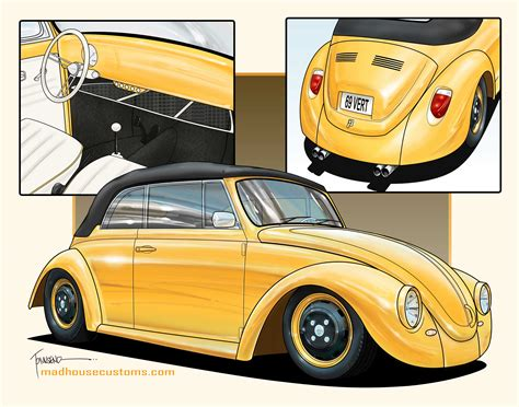 volkswagen type 1 thesamba com vw archives type 1 art