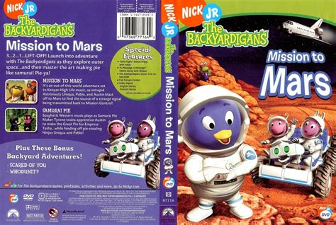 Backyard Adventures Treehouse Bo Backyardigans Mission To Mars Page 3 Pics About Space