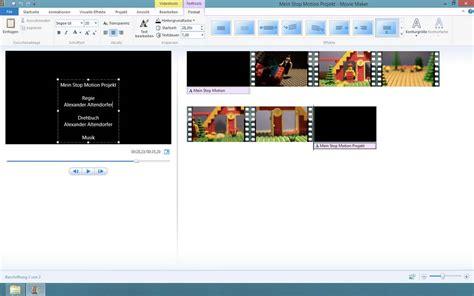 tutorial windows movie maker stop motion nachbearbeitung schritt f 252 r schritt zu deinem ersten