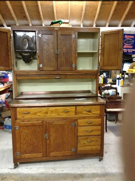 hoosier style kitchen cabinet 48 quot hoosier style kitchen cabinet quot ariel handy helper
