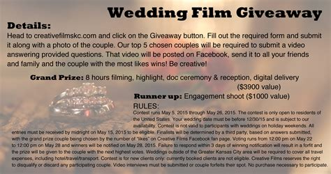 Wedding Giveaways 2015 - 2015 wedding sweepstakes autos post