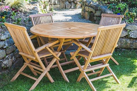 outdoor teak furniture set garden furniture land