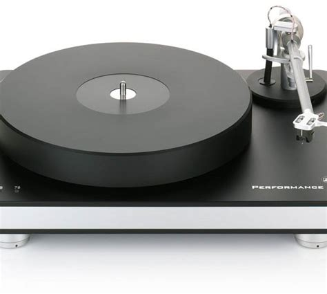 clear audio clearaudio performance dc turntable audio connection