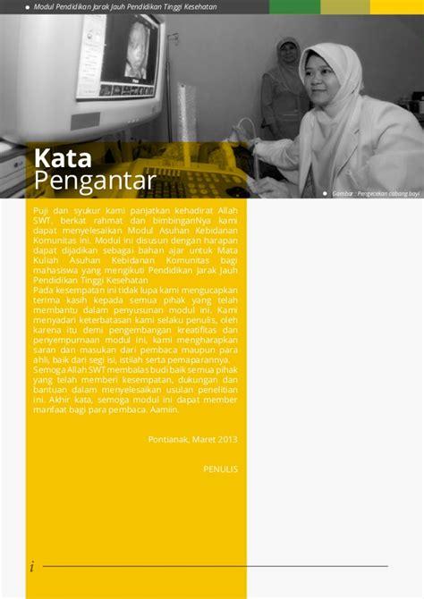 Modul Mata Kuliah Konsep Kebidanan modul 1 kb 1 konsep kebidanan tugas dan tanggung jawab