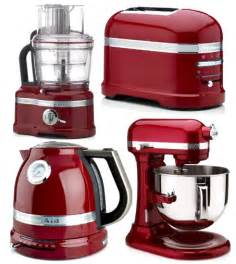 Red Kitchen Appliance Set - kitchen interesting red kitchen appliances sets lovely red kitchen appliances for your home