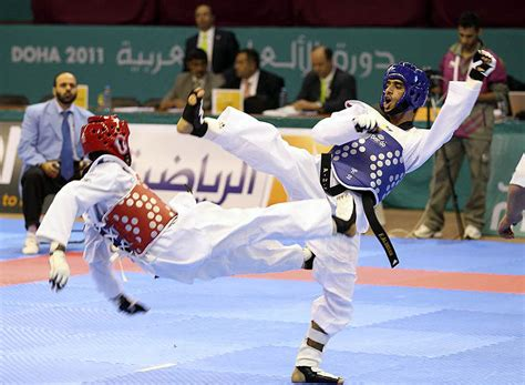 Gamis Aradya se realizaron los 12th pan arab en doha qatar