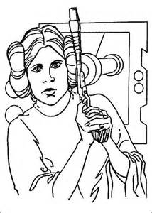 free coloring pages star wars birthday