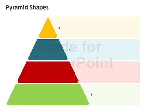 clipart per powerpoint pyramid for powerpoint clipart