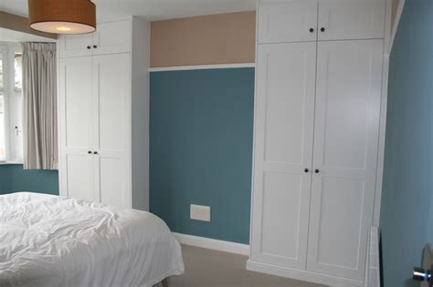 Updating Fitted Wardrobes any combination of drawers cupboards and shelving 2017