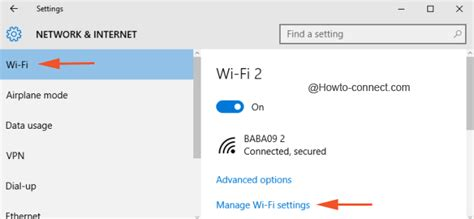 resetting wifi connection windows 10 how to reconnect wifi after password reset in windows 10