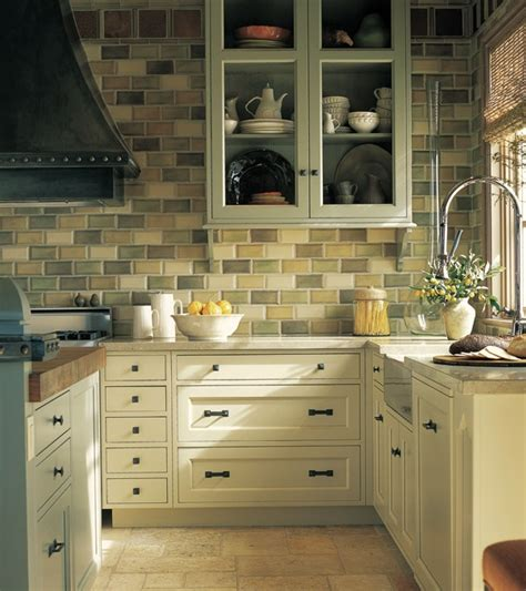 country kitchen love the backsplash awesome spaces